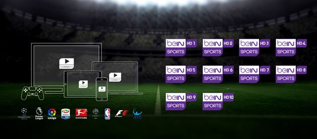 Watch beIN Sports in Australia