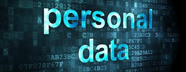Online Privacy fro Personal Data