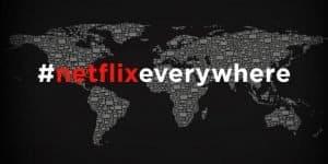 access Netflix outside US