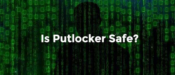 Putlocker site Safe