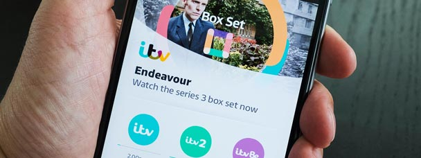 VPN to watch ITV on demand