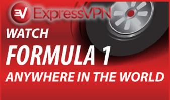 VPN to Watch F1 in Australia
