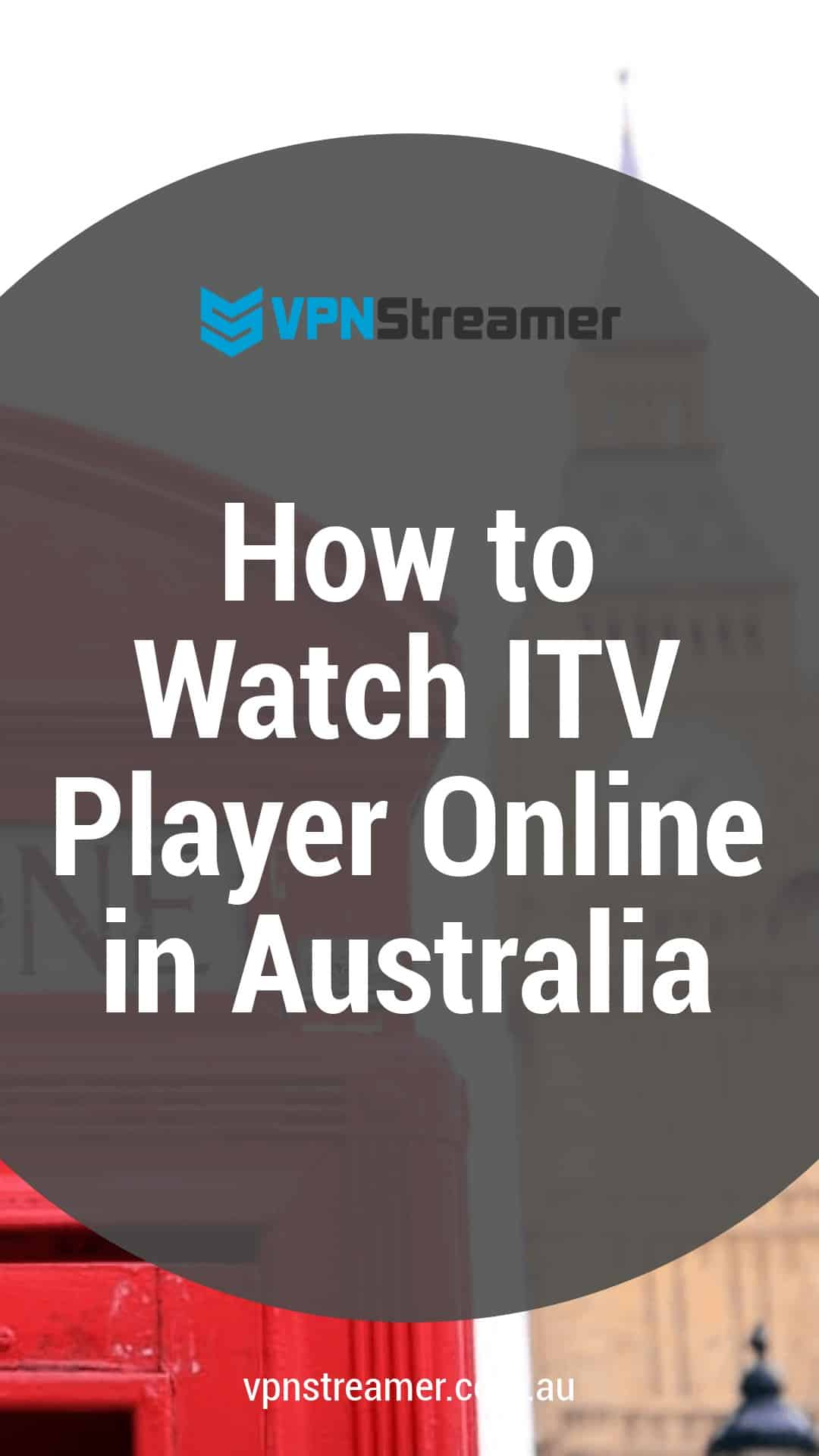 How to Watch ITV Player Online in Australia