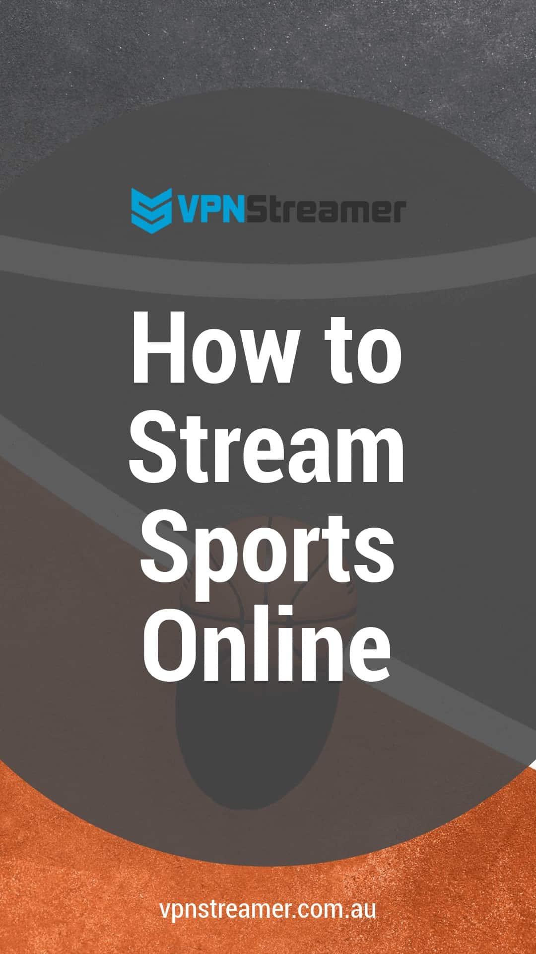 Stream Sports Online