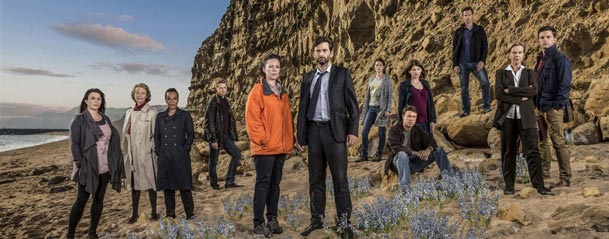Watch Broadchurch Online in Australia
