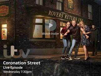 Coronation Street on iTV Hub