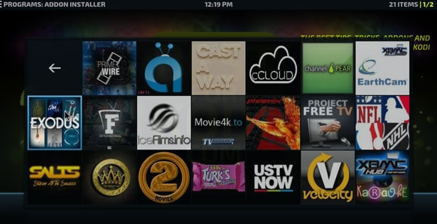 Best Movies Addon for Kodi