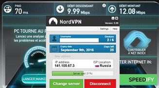 NordVPN for torrenting
