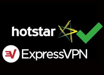 Hotstar with VPN