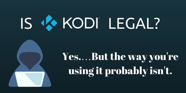 legality of Kodi