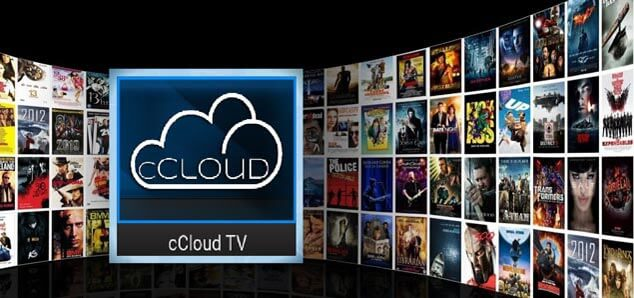 CCloud TV app