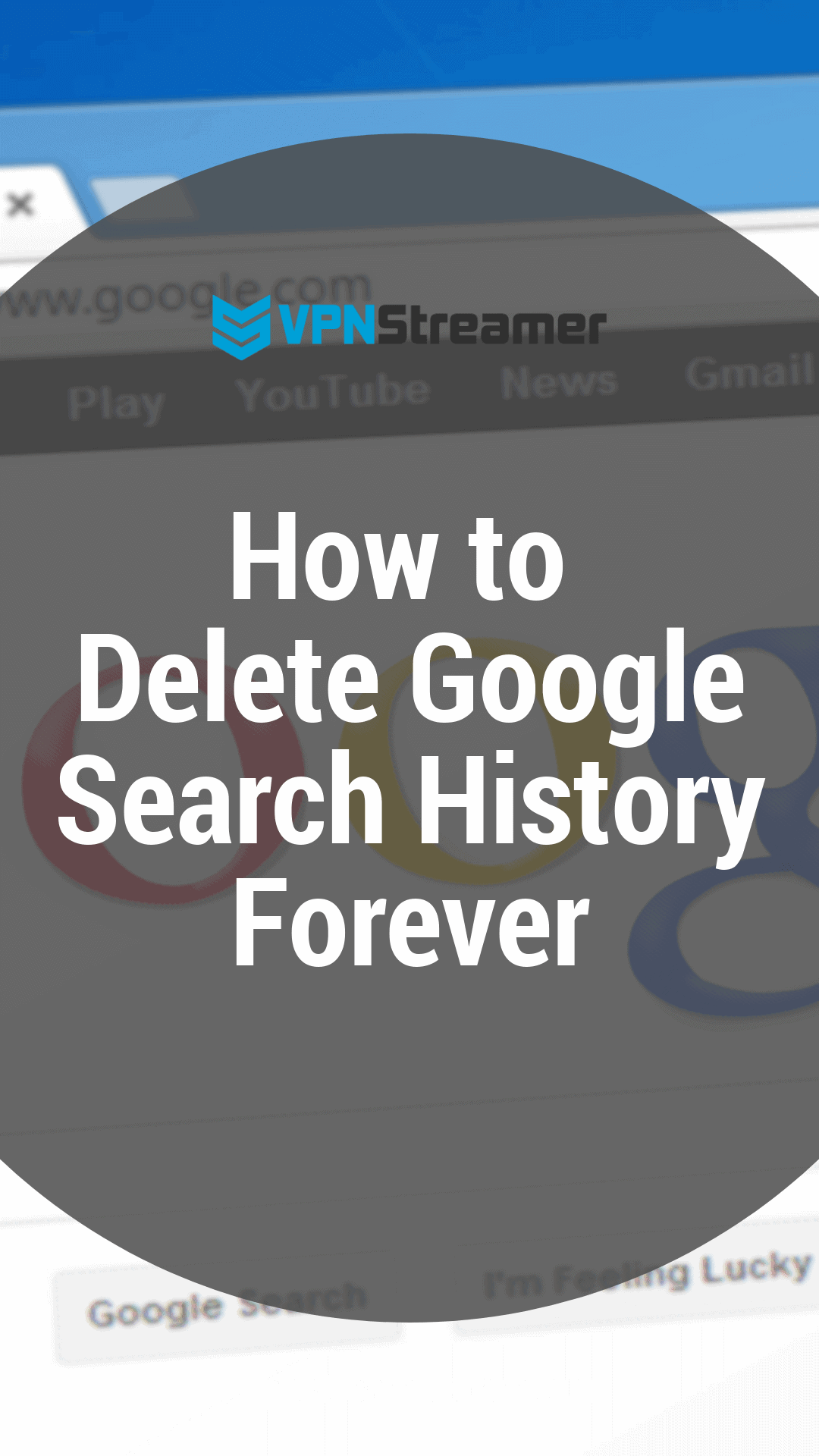 How to Delete Google Search History Forever