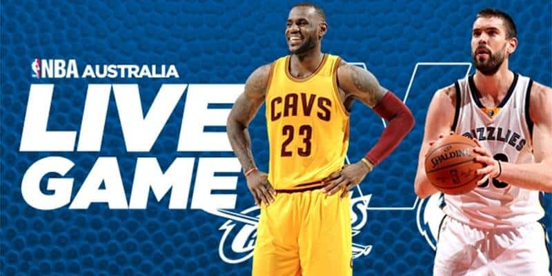 Watch NBA Live Stream in Australia