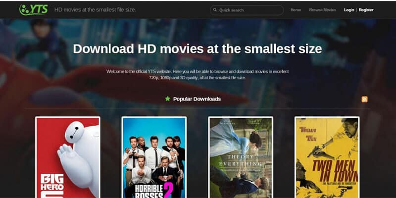 legal torrenting sites for movies