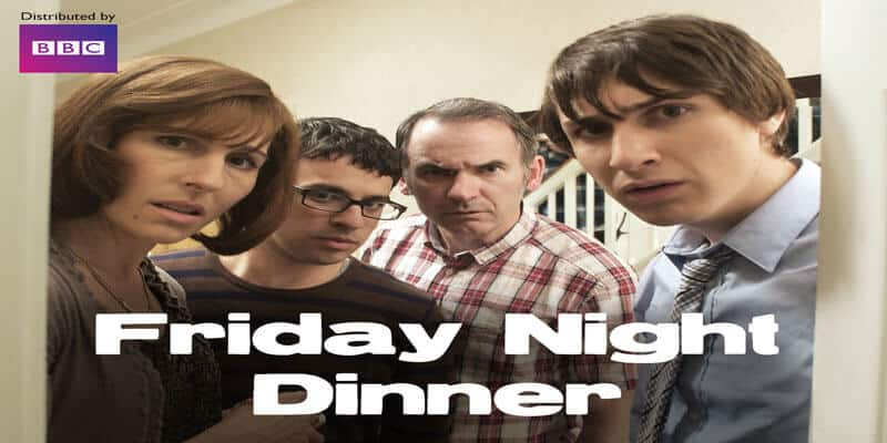 watch Friday Night Dinner via VPN