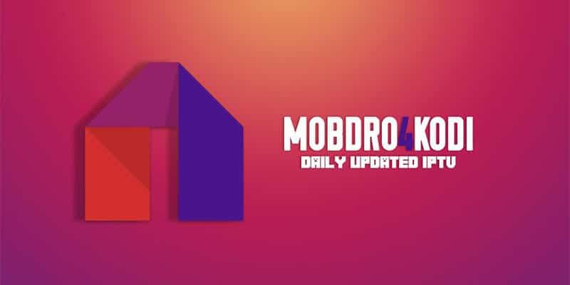 Mobdro for Kodi