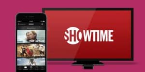Showtime TV shows