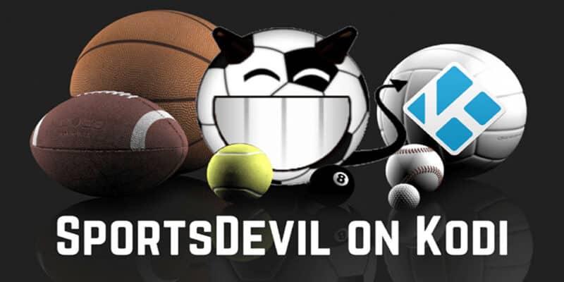 SportsDevil Kodi