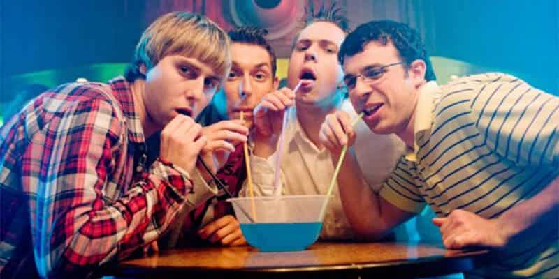 Inbetweeners in Australia