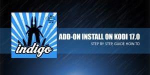 Installing the Indigo Add-on