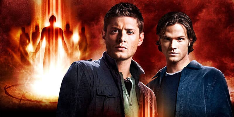 Supernatural TV series in Australia