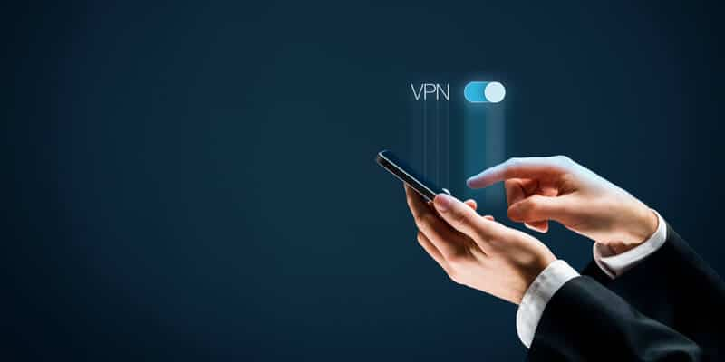 VPN encrypt your connection