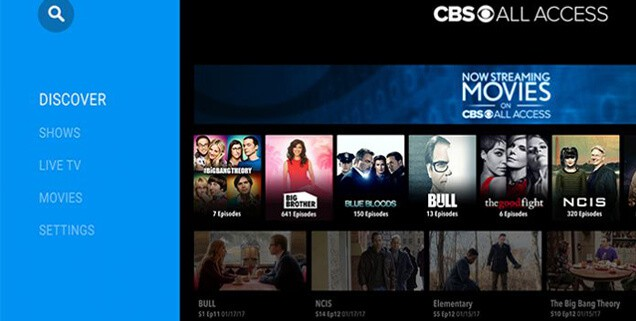 Watch CBS All Access using VPN