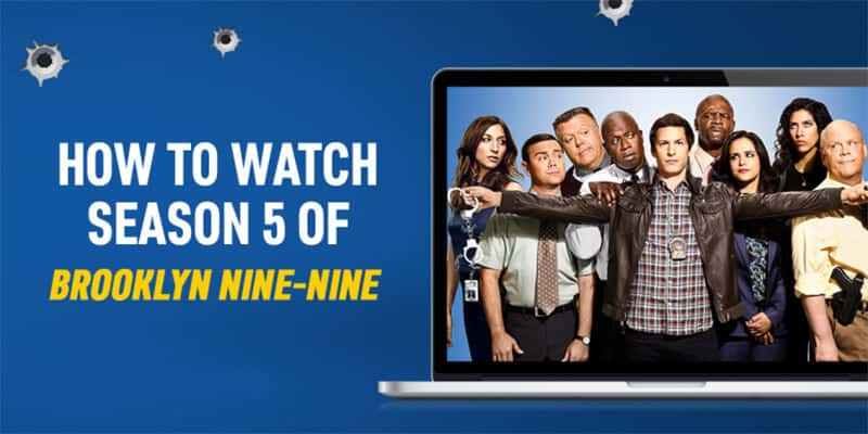 Streaming Brooklyn Nine-Nine to watch on Hulu