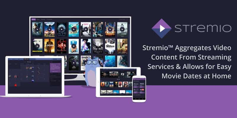 Stremio video streaming