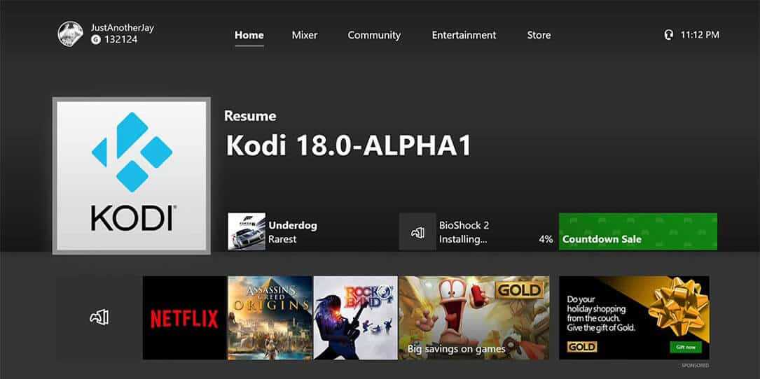 Add-ons for the Xbox One and Kodi
