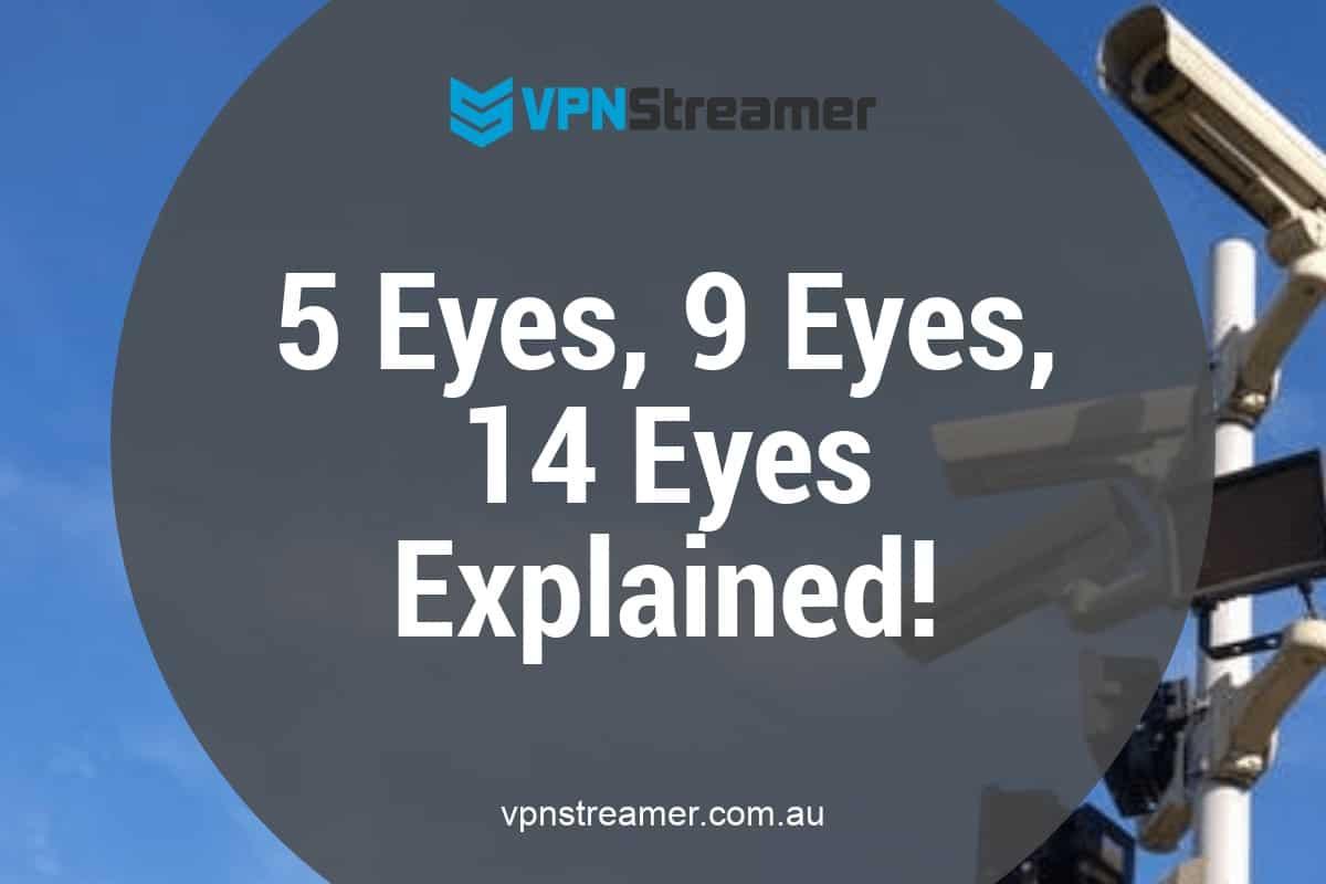 Five Eyes Nine Eyes Fourteen Eyes Explained