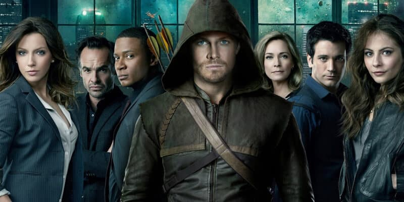 online streaming Arrow on CW