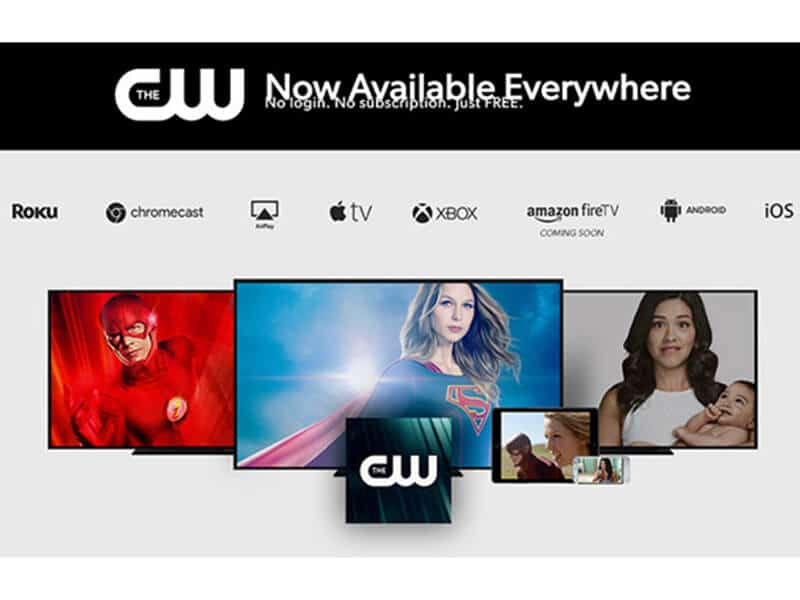CW Television Network to watch online