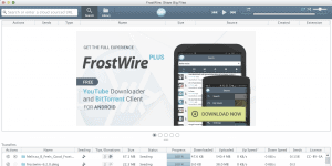 Frostwire Review