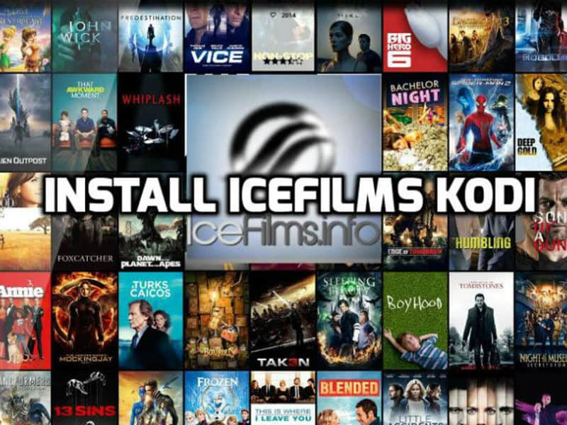 IceFilms Add-on for Kodi