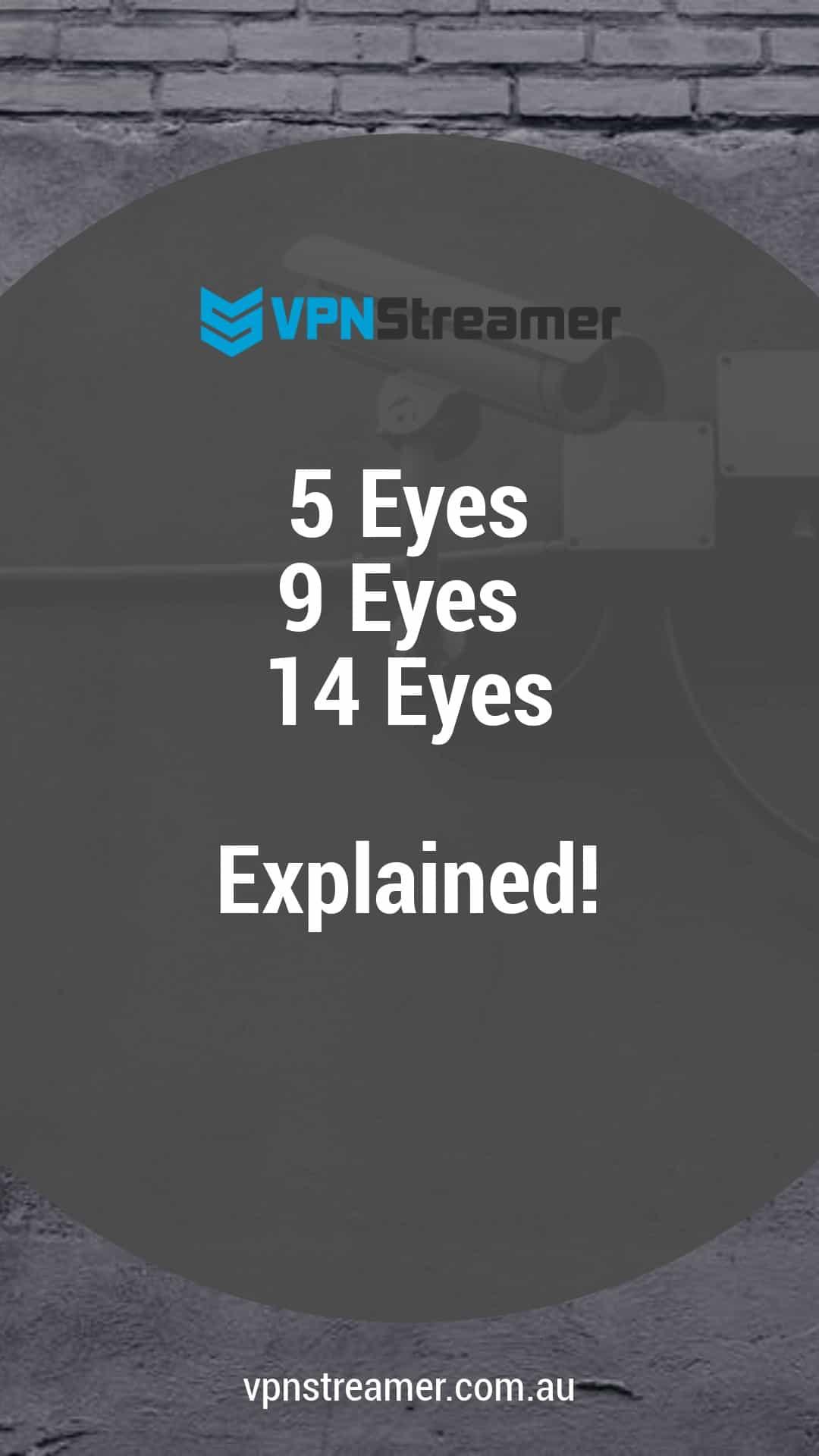 5 Eyes 9 Eyes 14 Eyes Explained
