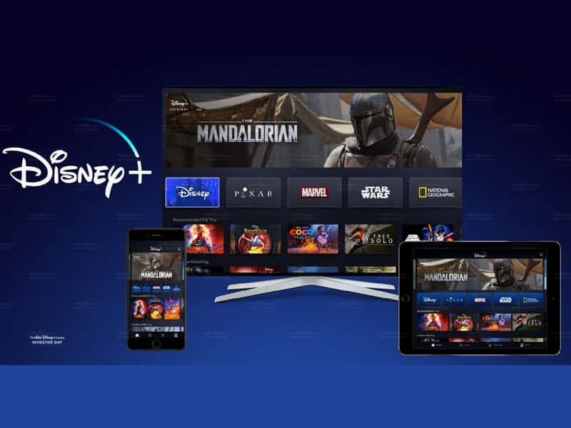 Disney Plus Supported Devices
