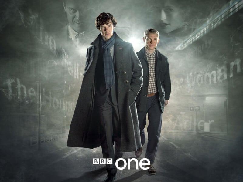 Sherlock Holmes by BBC