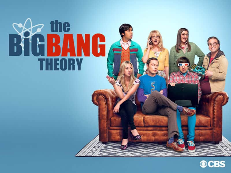 Watch The Big Bang Theory Online on CBS All Access