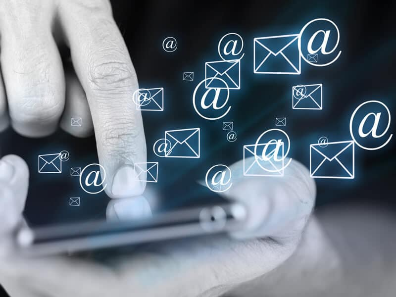anonymous email service