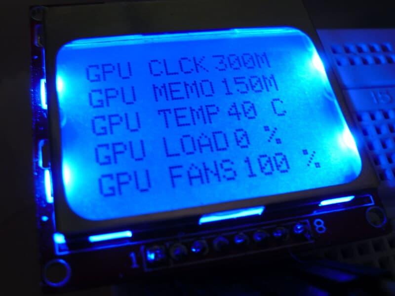 Hardware Monitor for CPU Temperature