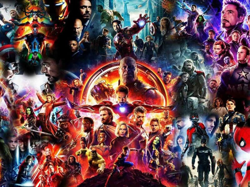 Watch the Marvel MCU shows in order