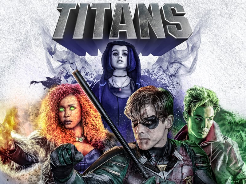 Watch DC Titans Online
