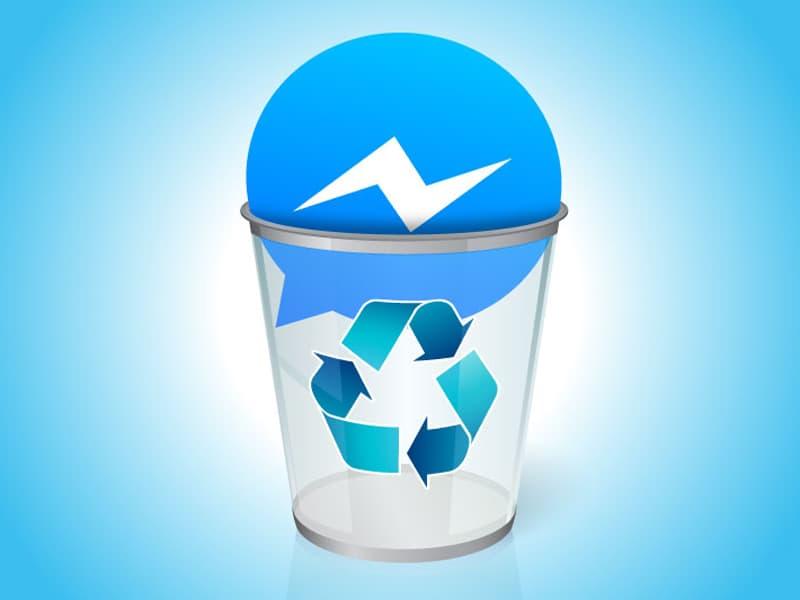 Deactivating Facebook Messenger