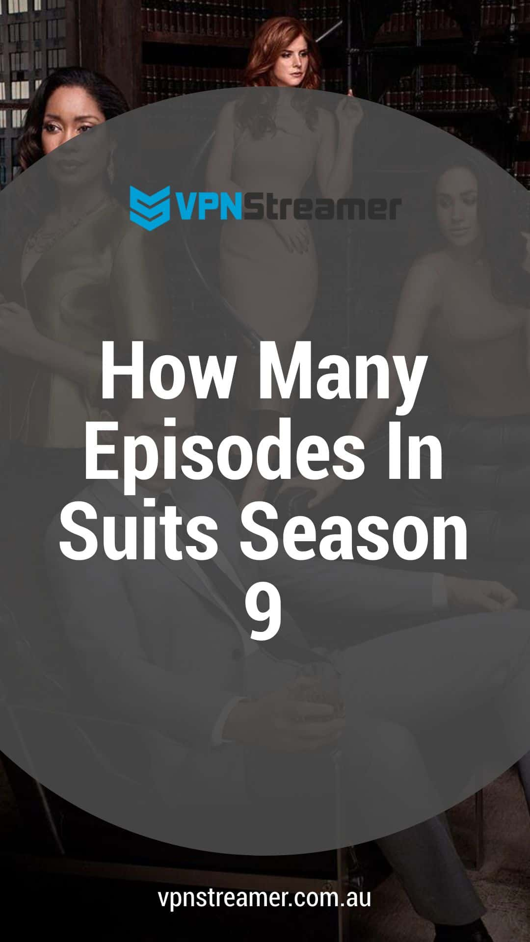 How Many Episodes In Suits Season 9