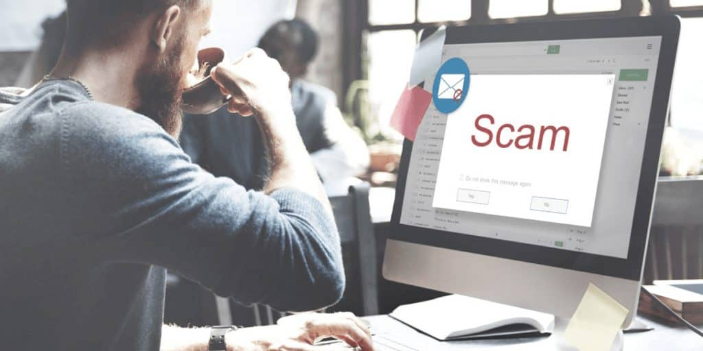 How To Report An Email Scam