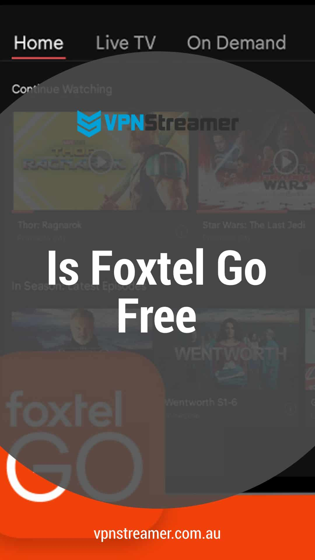 Is Foxtel Go Free