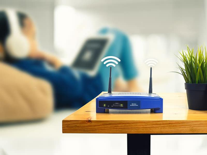 Router Quality of service (QoS)