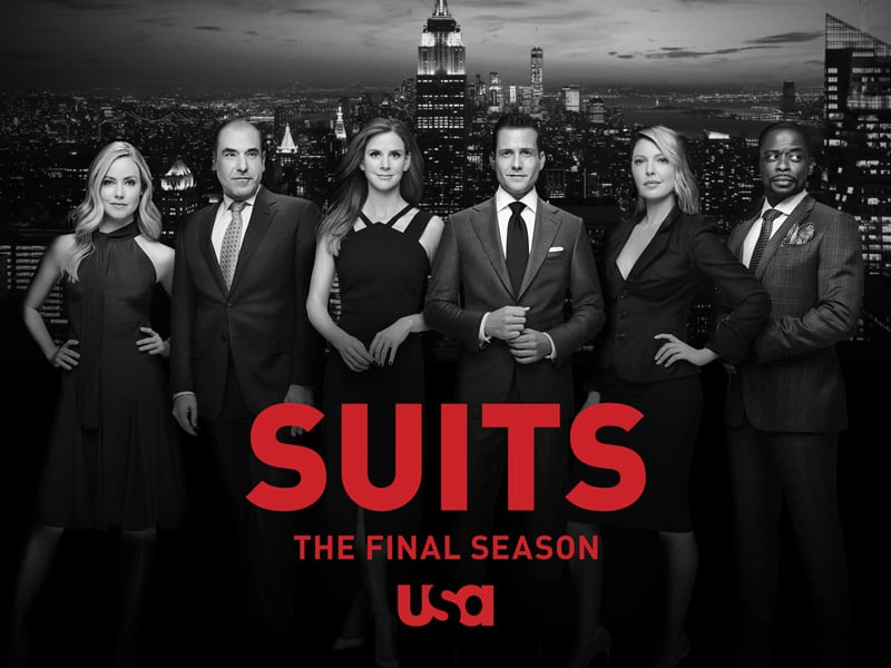 Suits Seasons