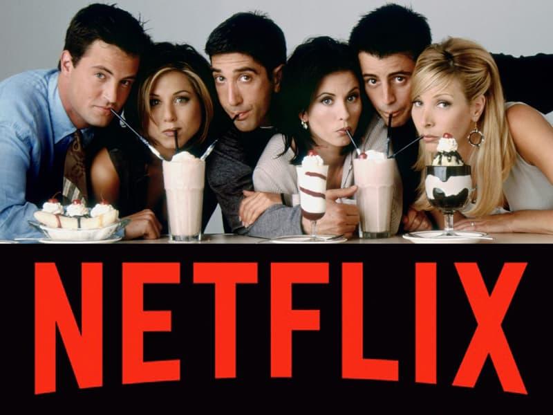 Watch Friends in Netflix Australia